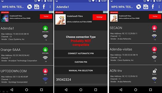 The most powerful Wifi burglar application