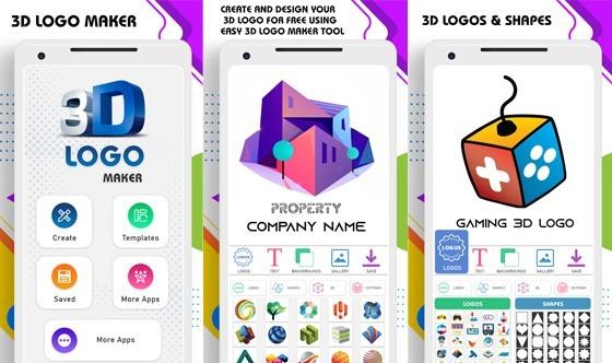 Logo Maker Application 3d Logo Maker 63278