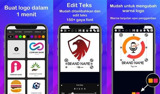Application Maker Logo Maker 2020 B83ea