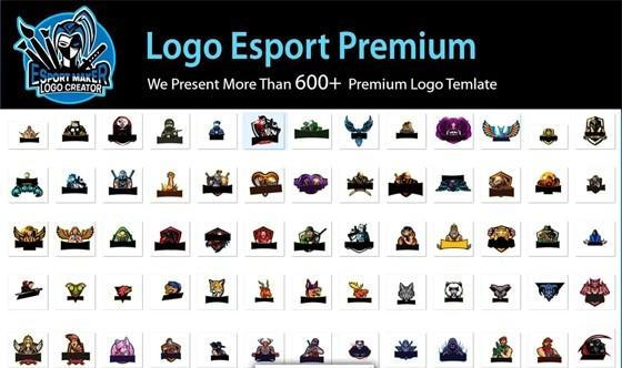 Application Maker Logo Maker Esport Premium F8c6e