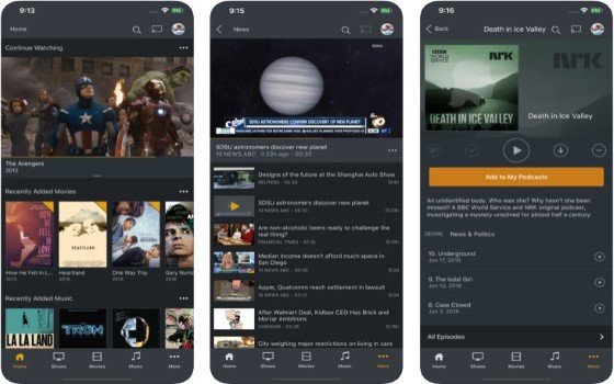 Iphone 4 D7ebe Video Player Application