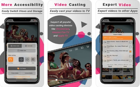 IPhone 7 Video Player Application 7 498d2