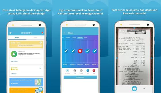 Snapcart 8e1b1 Credit Generating Application