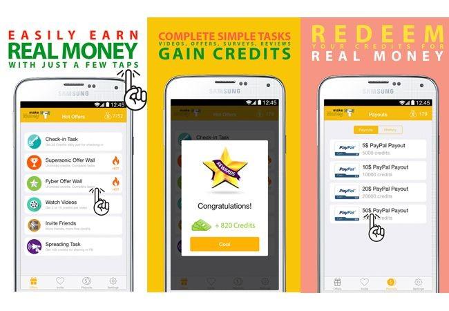 Moneymaker Application 10