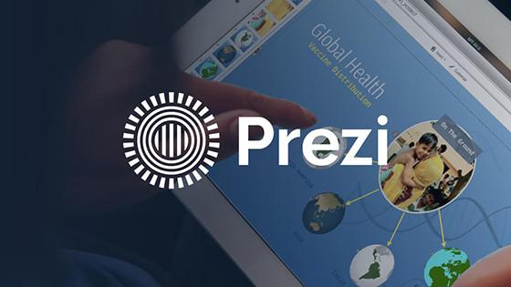 Prezi 4e2ee Online Presentation Application