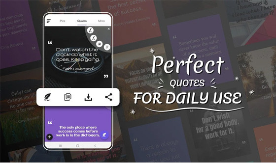 Wisquotes 8134e Quotes application