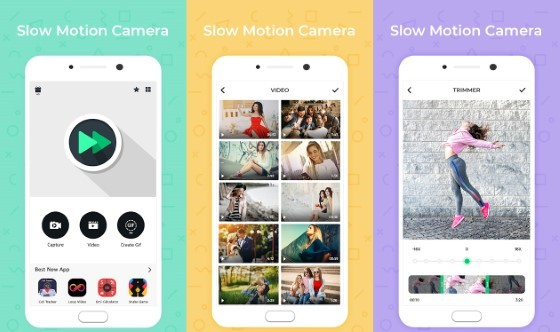 Free Slow Motion Camera 26dec application