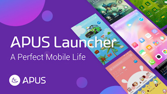 Android Apus Launcher A7fcf Theme Mobile Application