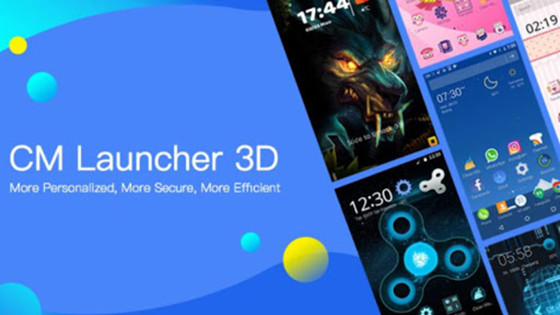 Android Cm Launcher E51bc Theme Mobile Application