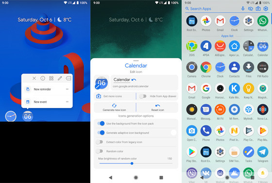 Android Cpl Launcher Theme Application 90854