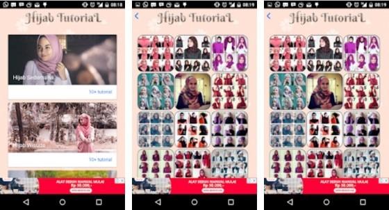 Simple Hijab Tutorial Application 4ea26
