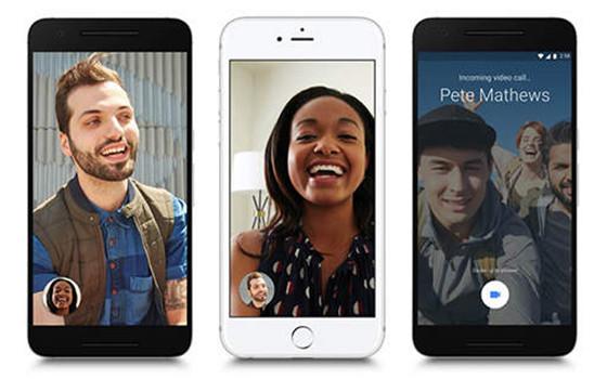 Video Call Duo Dcea4 application