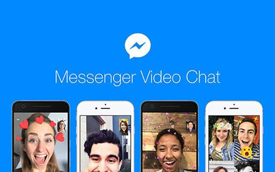 Video Call Messenger application 17f9c
