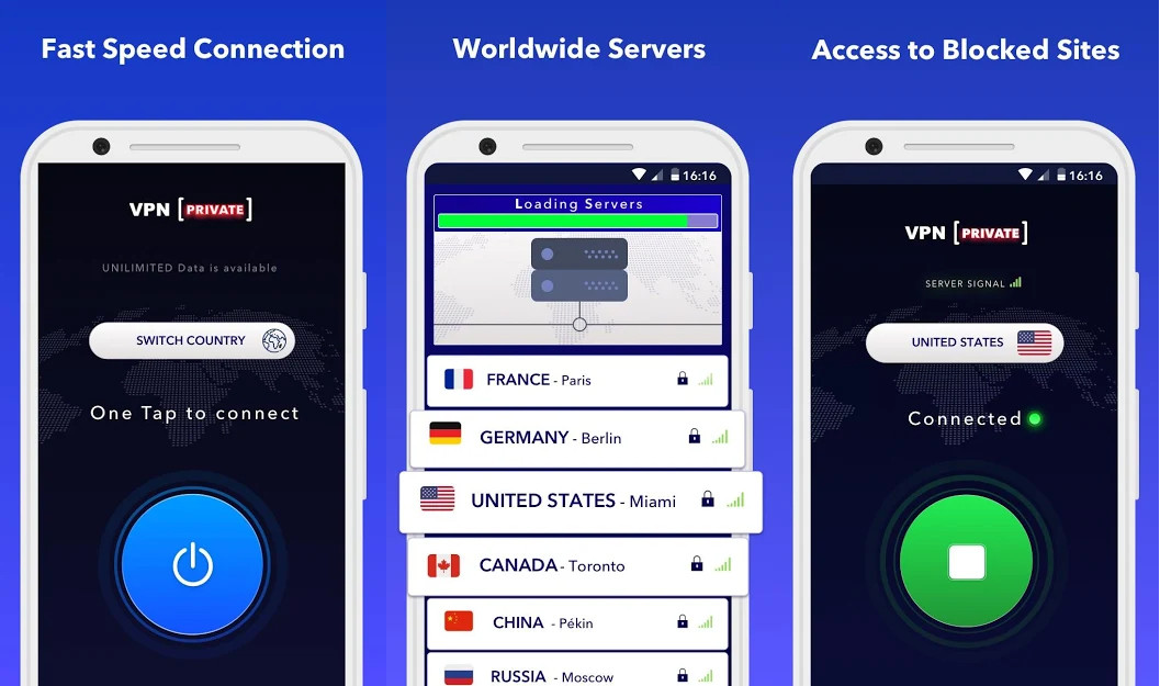 Vpn Android Private F4e42 application