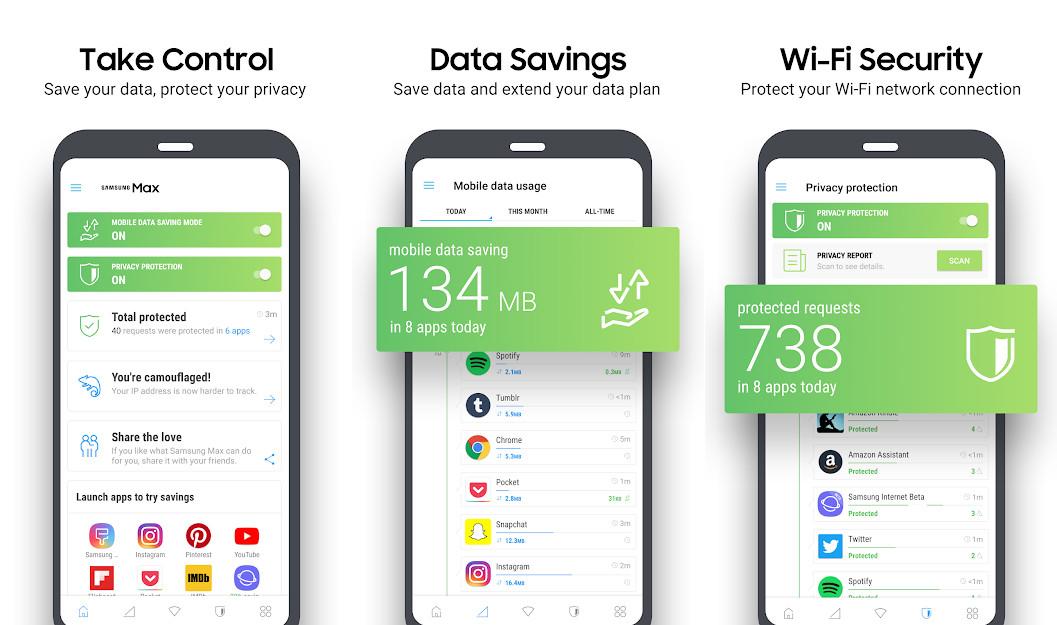 Vpn Android Samsung Max 6933c application