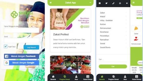 Application of Zakat App 6628e