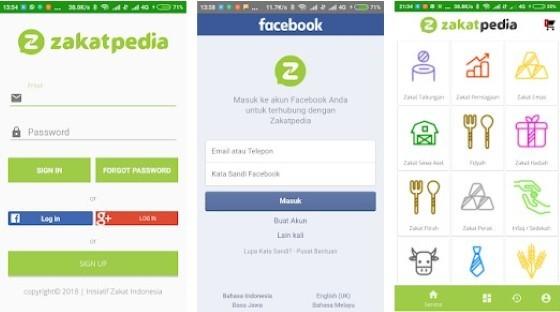 Zakatpedia 6e60c application