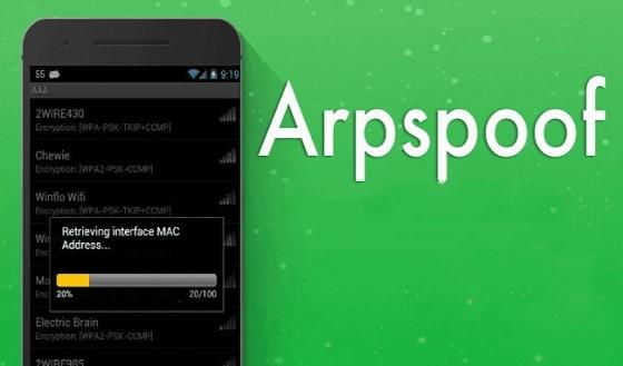 Arpspoof 2655d
