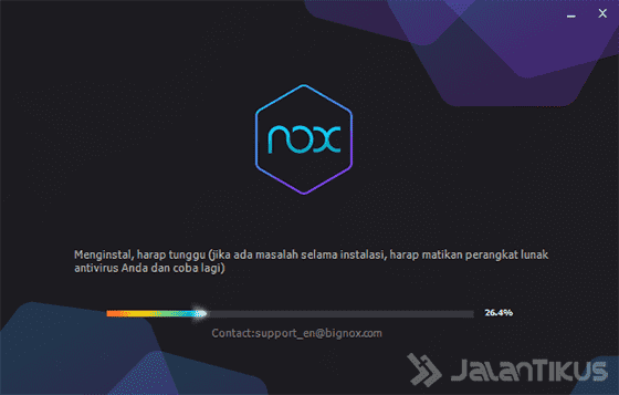 How to Install Nox on PC 02 77e8a