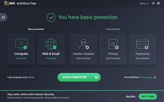 Download Free Anti Virus E3915