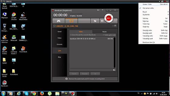 Download Bandicam 3db4b Free Pc Screen Recorder Application