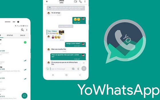 Download the Wa Mod Yowhatsapp A6e79 Application