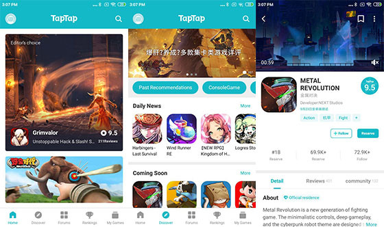 Download Free Taptap B2af1 Games