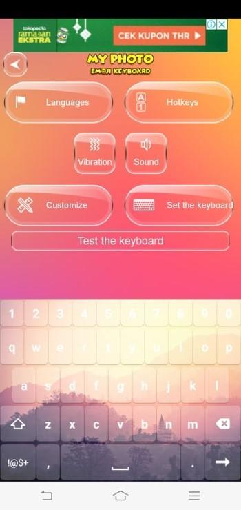 Download the Own Photo Keyboard 7 Ec1da