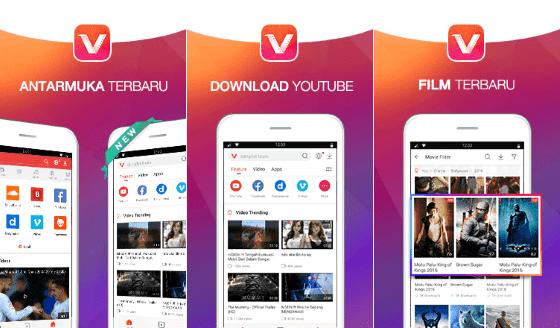 Download Vidmate Apk Old New