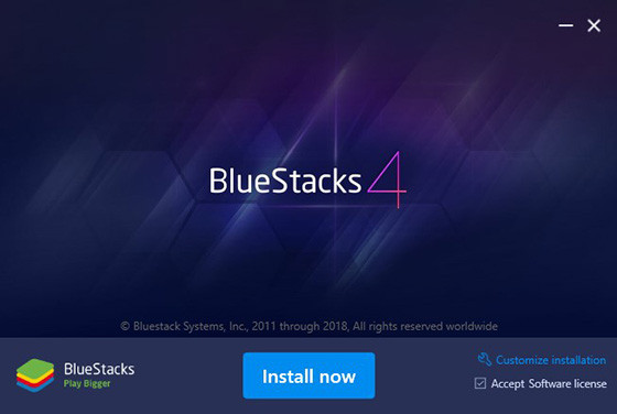 Android Emulator For Pc Bluestack Ed43c Low Specs