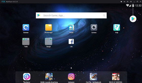 Android Emulator For Low Spec Pc Nox 0a3d5