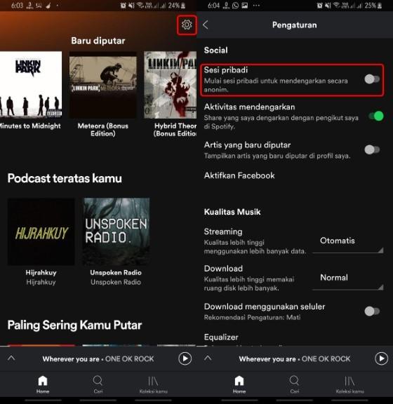 Hidden Features of Spotify 1 79b0c
