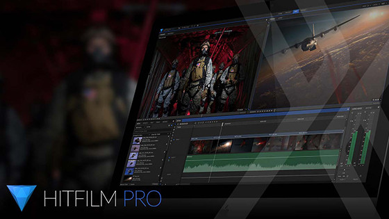 Hitfilm 11f6e Professional Video Editing Software