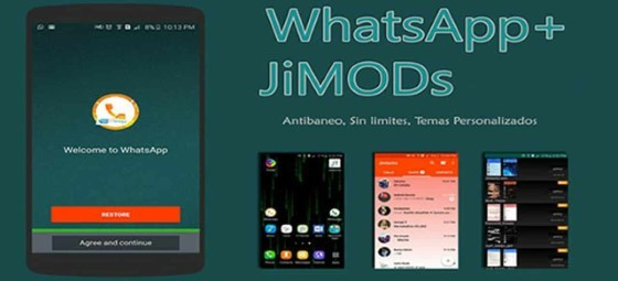 Whatsapp Mod Apk 3 236b3
