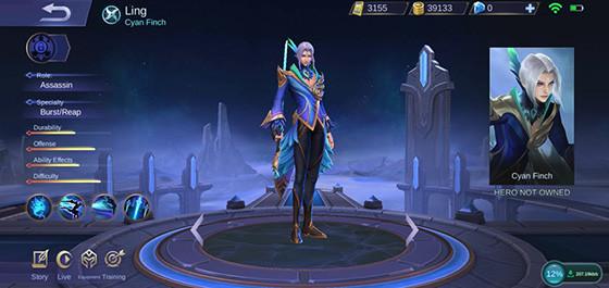 Ling 9582c