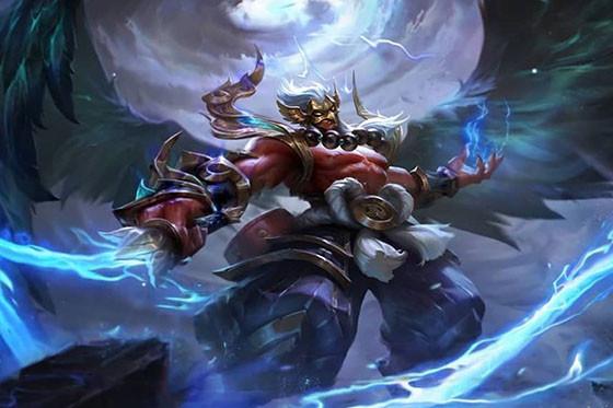 Hero Op M1 Mobile Legends Kaja 3c99f