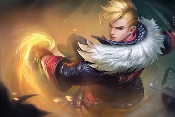 Hero Op M1 Mobile Legends Chou A709d