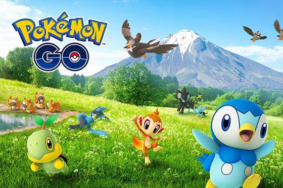 Pokemon GO 10aa9
