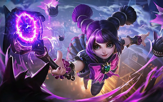 Latest Hero Mobile Legends Lylia 40274