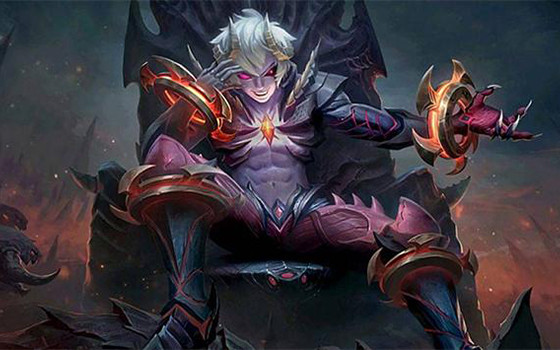 Latest Hero Mobile Legends Dyrroth C03cc