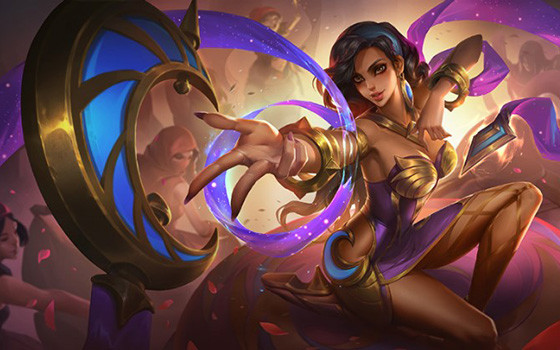 New Hero Mobile Legends Esmeralda Dd417