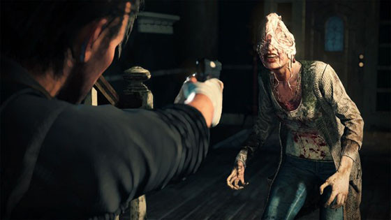 The Evil Within De931