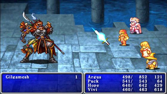 Final Fantasy Efec0