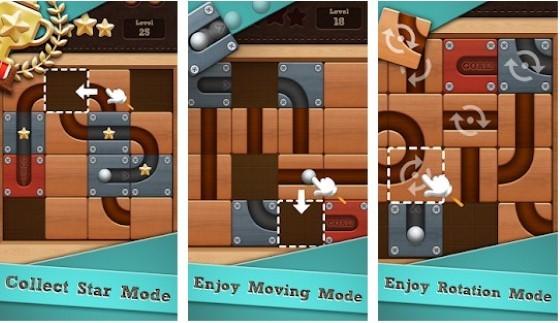 Roll the Ball Slide Puzzle B3b2e