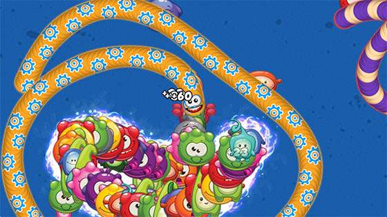 Download the 9070c Worm Game