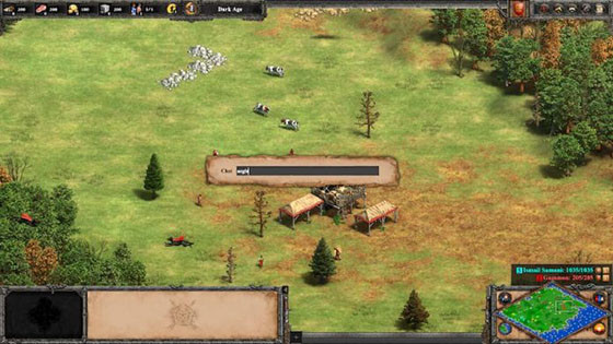 How to use Cheat Age of Empires 2 B2237