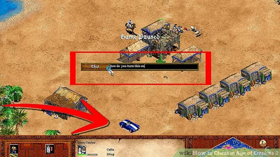 Cheat Age Of Empire 2 Definitive Edition C10ef