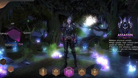 Best Mormorpg Game Class Assassin 2498d