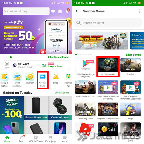 How To Top Up Mobile Legends Through Tokopedia 1 Ac1b8