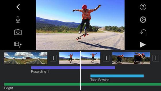 Imovie 26398 Video Editing Application